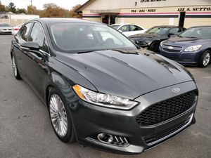 LOW Milage 2015 Ford Fusion Titanium 34k Miles for Sale in Charlotte, NC