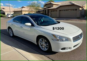 Price$12OO 2OO9 Nissan Maxima for Sale in South Sioux City, NE
