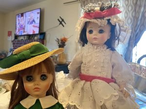 Madame alexander collection dolls for Sale in San Diego, CA
