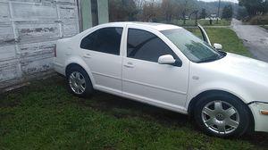 2000 Volkswagen Jetta v6 5speed for Sale in Roseburg, OR