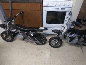 Razor mx350 electric dirt bike for Sale in Baltimore, MD