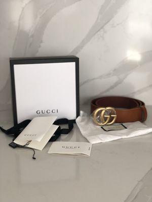 GG GUCCI BELT for Sale in Corona, CA