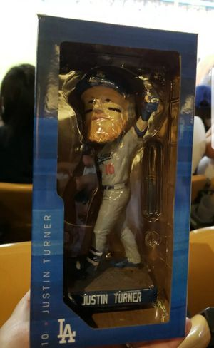 DODGERS JUSTIN TURNER BOBBLEHEAD for Sale in Fontana, CA