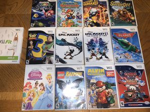 Nintendo Games for Sale in Apple Valley, CA