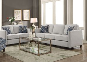 Nice Sofa and Loveseat @Elegant Furniture for Sale in Fresno, CA