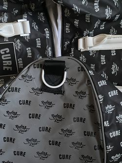Cure Rolling Loud Bay Area Reflective 3M, Silver Duffel Bag, Purse , Clean for Sale in Camp Springs,  MD