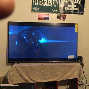 Need Gone Asap 50 Inch Onn. Roku Tv for Sale in Philadelphia, PA