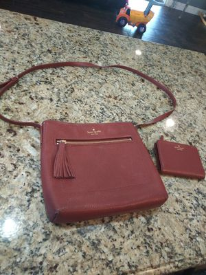 Kate spade purse and wallet for Sale in Lake Elsinore, CA