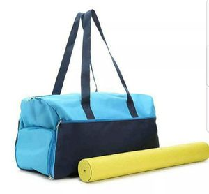 Workout Tote/Duffle Bag and Yoga Mat for Sale in US