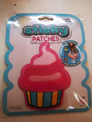 Fun Reusable Stick on or Sew on Patch...NEW for Sale in San Antonio, TX