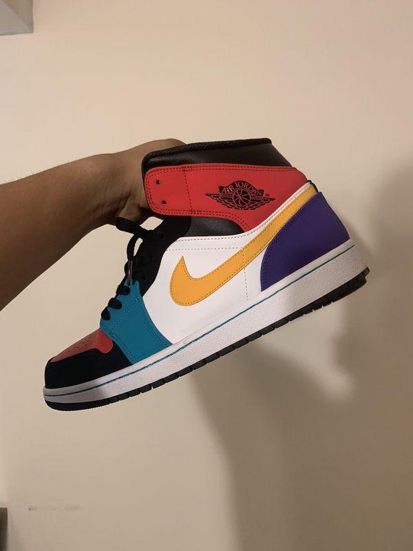 Jordan 1s
