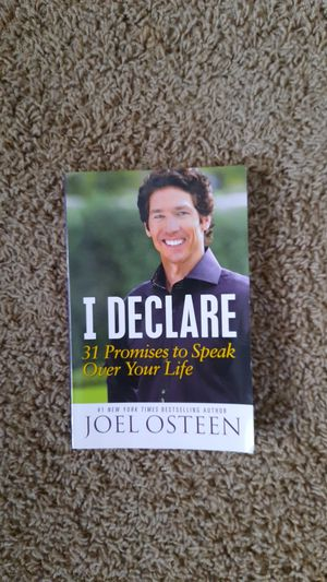 I Declare 31 promise to speak over your life for Sale in Stockton, CA