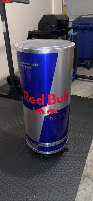 Red Bull large cooler for Sale in Westerville, OH