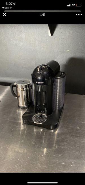 Nespresso Vertuoline Coffee Maker w/ Milk Frother for Sale in Los Angeles, CA