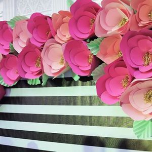Paper and silk flowers backdrops for Sale in Lakeland, FL