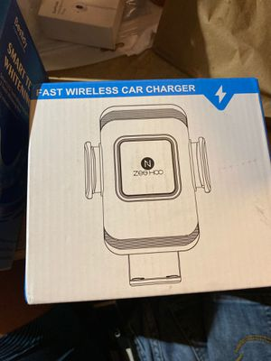 Fast wireless car charger for Sale in Montebello, CA