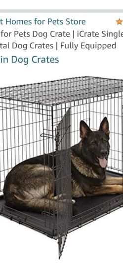 Dog Crate New In Box for Sale in San Jacinto,  CA