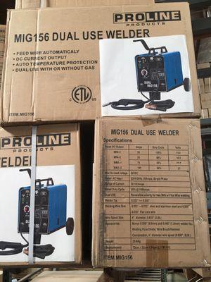 New MiG welder 220v for Sale in Ontario, CA
