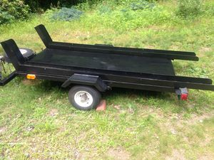 2 motor bike/utility trailer for Sale in Hudson, NH