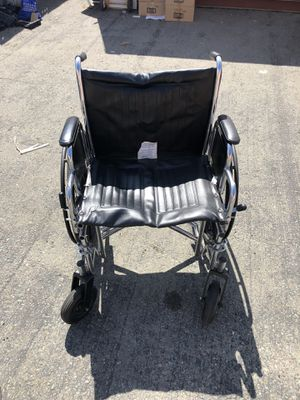 Cardinal health wheelchair 500lbs weight limit for Sale in San Diego, CA