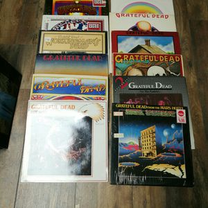 Grateful Dead Albums 12 Albums for Sale in Winsted, CT