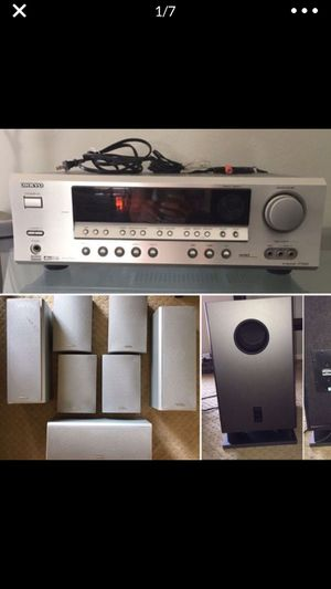 Onkyo 7.1 Ch Surround Sound System for Sale in Paradise Valley, AZ