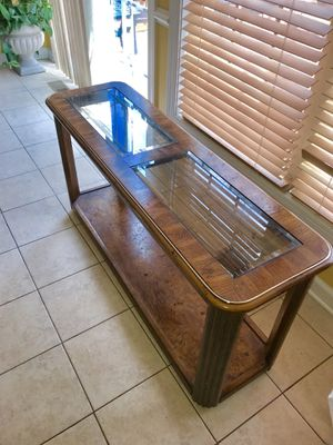 Very Nice Console Table for Sale in Germantown, MD