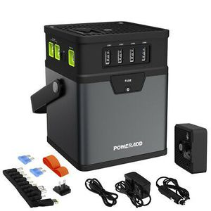 50000mAh Multifunction Power Bank DC/AC Portable Power Inverter AC Car Adapter for Sale in Torrance, CA