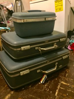 Vintage Suitcases for Sale in Monroe, LA