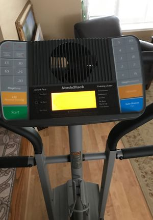 NordicTrack elliptical machine/decline/incline for Sale in Benicia, CA