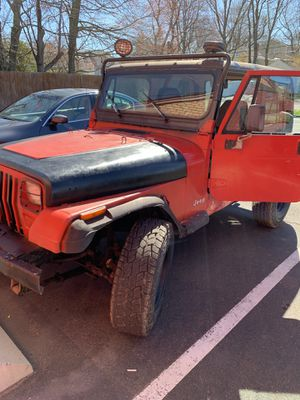 Jeep Wrangler for Sale in CT, US