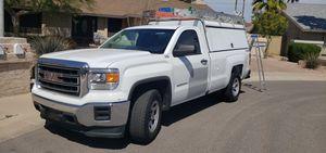 Utility Camper Shell 8ft long for Sale in Phoenix, AZ