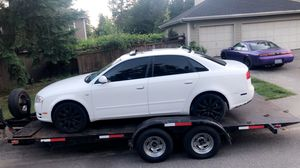 2007 Audi A4 2.0 turbo for Sale in Orting, WA