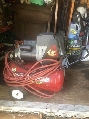 Coleman Powermate Handyman 4HP 11 Gallon for Sale in BRECKNRDG HLS, MO