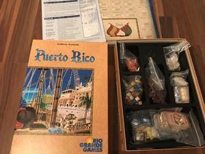 Puerto Rico Board Game for Sale in Hillsboro, OR