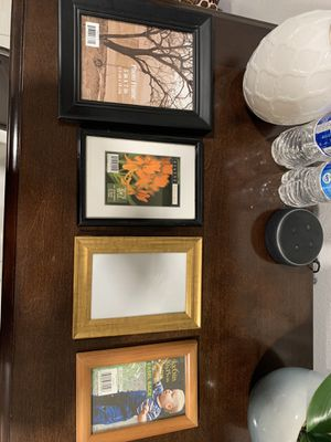 Free Picture Frames and Napkin Holder for Sale in San Bernardino, CA
