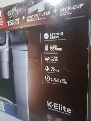 Coffee maker for Sale in San Bernardino, CA