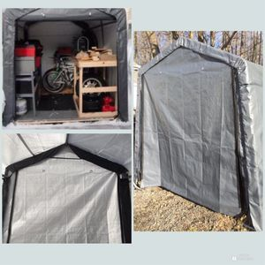New!! Shelter in a box,Outdoor Storage,Shelter 12'x12'x8' for Sale in Phoenix, AZ
