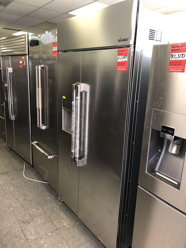 """Decor Built In Refrigerator 42"""""""