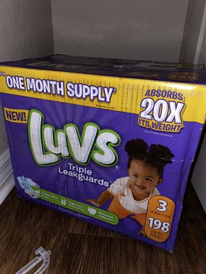 Size 3 diapers for Sale in Haines City, FL