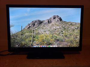 32 Inch Funai Flat Screen TV OBO for Sale in Baltimore, MD