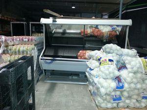Vegetable case for Sale in Salt Lake City, UT