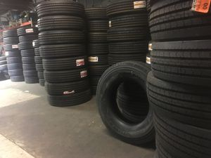 TRUCK Tire supplier and 24 hour truck trailer road service/Flat repair for Sale in Penns Grove, NJ