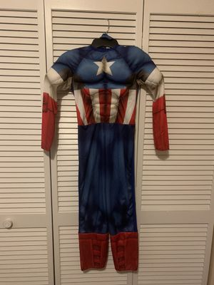 Boys Captain America Costume for Sale in Southwest Ranches, FL