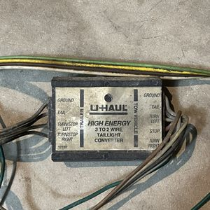U-haul Universal Hitch Harness FREE for Sale in Port Charlotte, FL