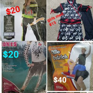 Halloween costumes for Sale in Vancouver, WA