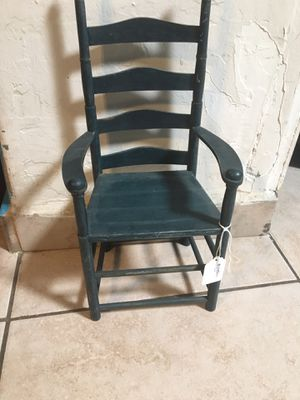 Antique doll chair for Sale in Tucson, AZ