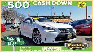 2015 Lexus RC 350 for Sale in Fresno , CA