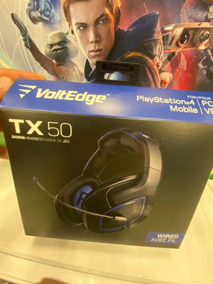 Gaming Headphones with mic for Sale in Modesto, CA