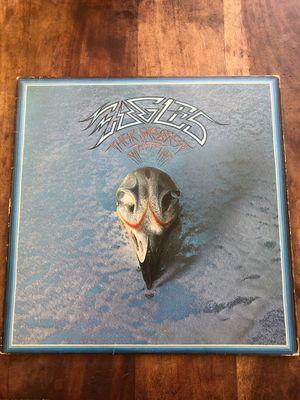 Eagles Greatest Hits Vinyl for Sale in Burbank, CA